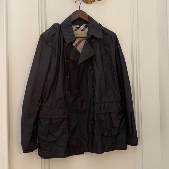 Burberry Brit Coat Black